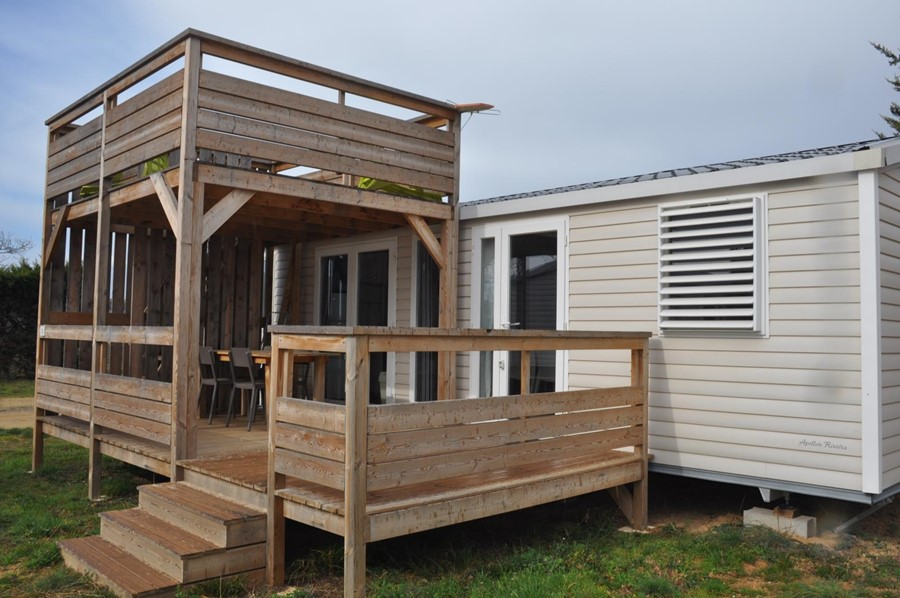 camping location mobil home