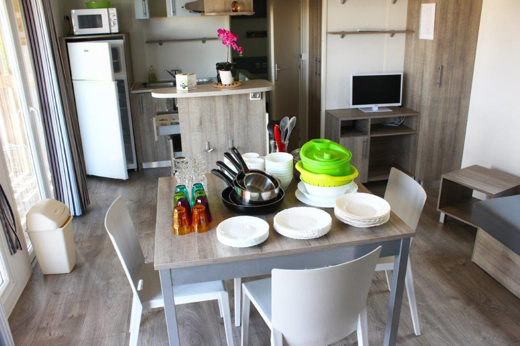 location de mobil home au Boulou