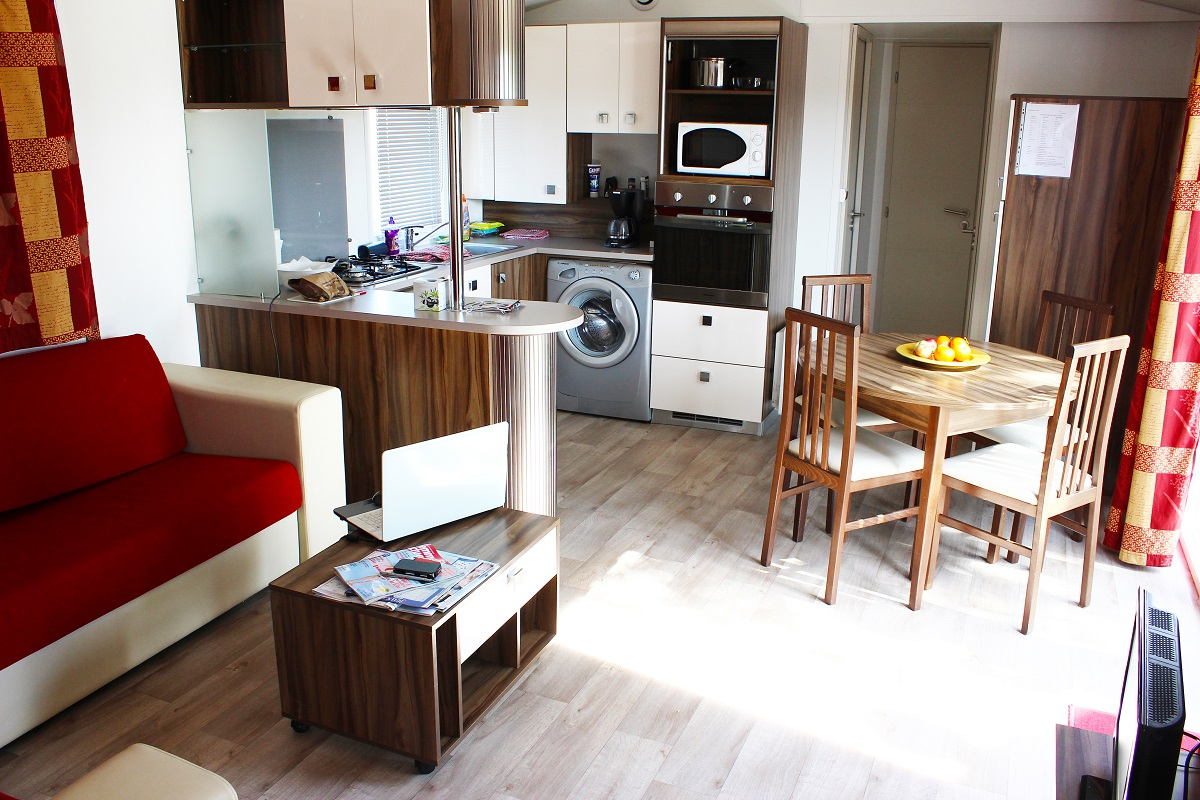 mobil home familial