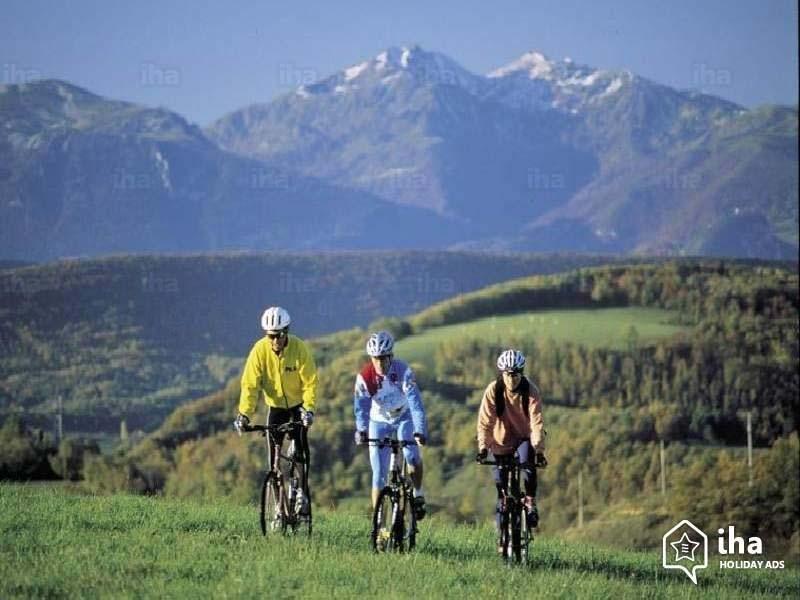 Pistes cyclables en montagne