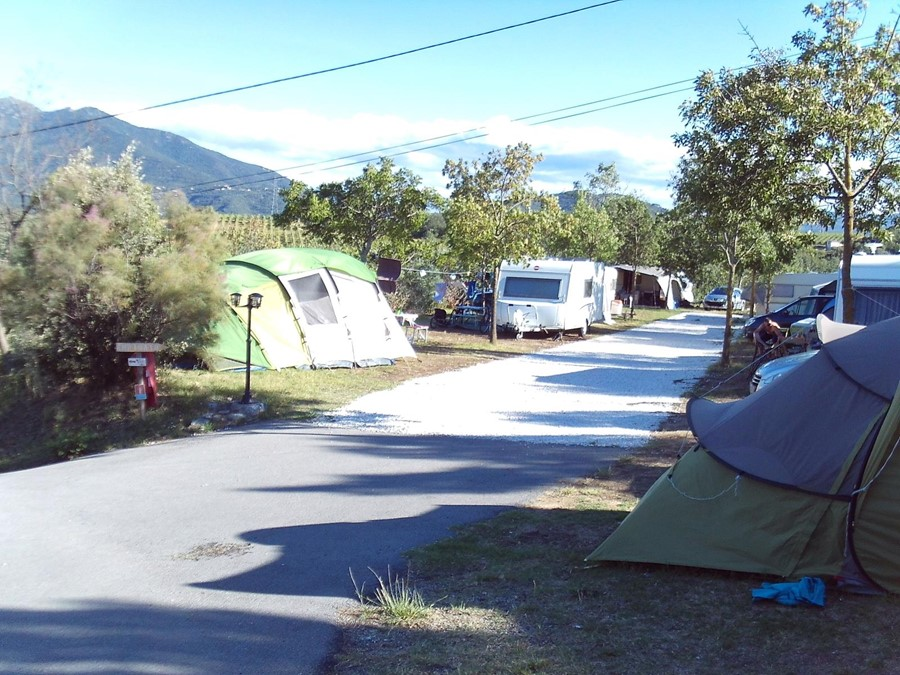 Tentes et caravanes
