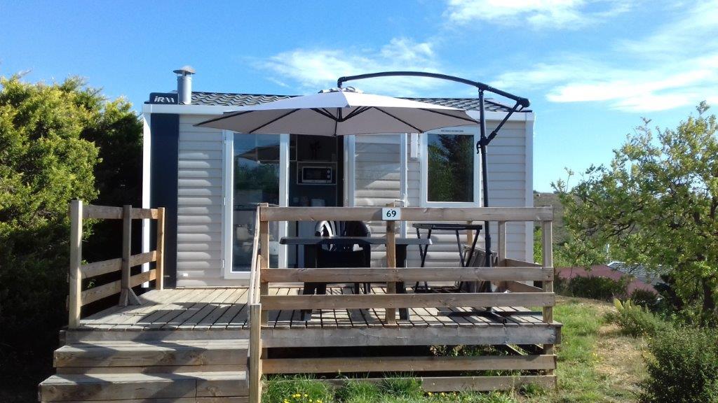 location mobil home pas cher camping calme