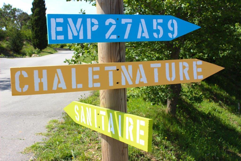 camping au coeur de la nature au Boulou