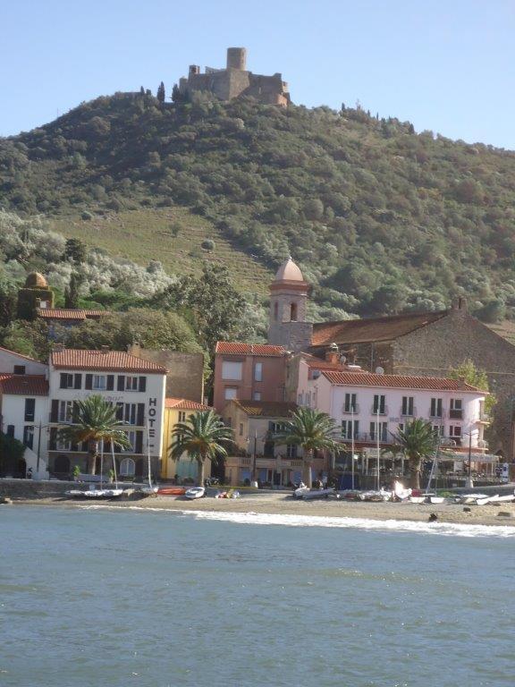 village proche cure thermale le Boulou