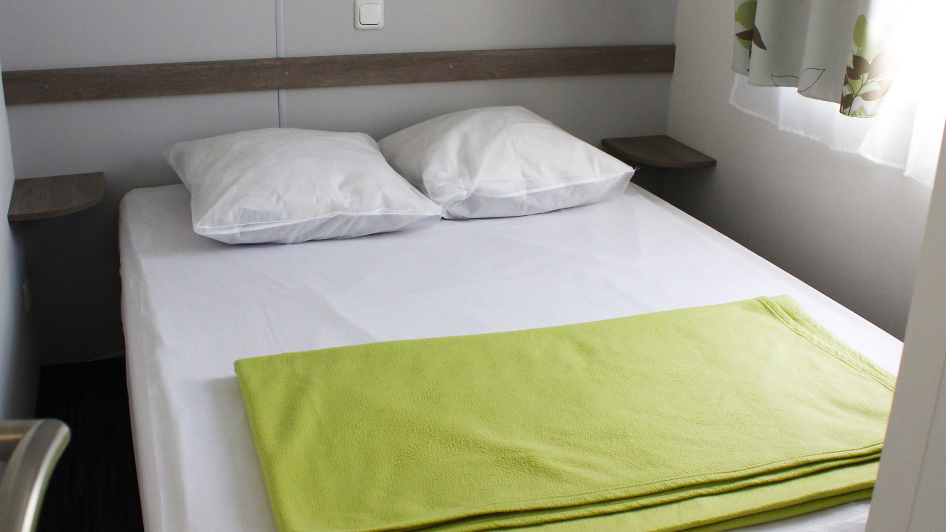 mobil home confort 33m²